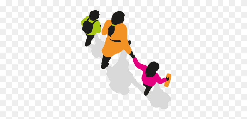 School Street Closure In Camden Living Streets - Kids Walking PNG