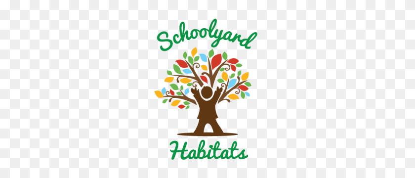 Schoolyard Habitats - Habitat Clipart