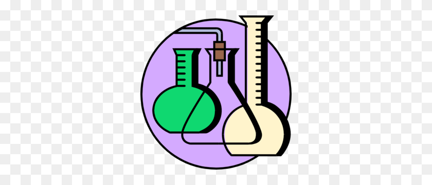 Science Lab Test Tubes Clip Art - Science Clipart