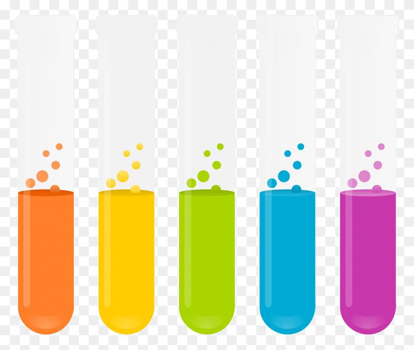 Science Test Tubes Png Transparent Science Test Tubes Images - Science Test Tubes Clipart