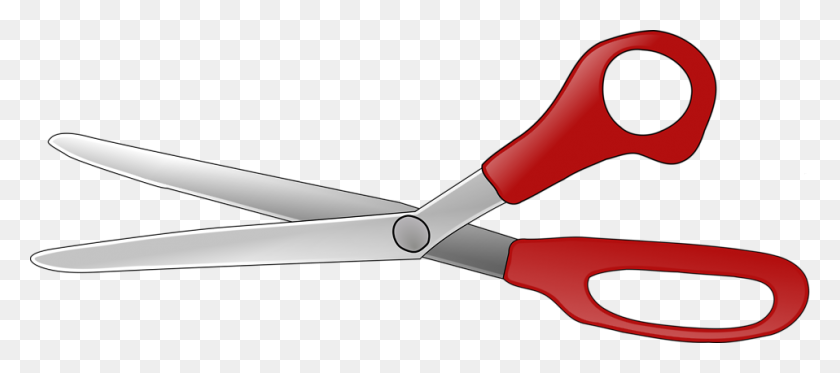 Scissors Free Stock Photo Illustration Of A Pair Of Scissors - Scissors Clipart Transparent