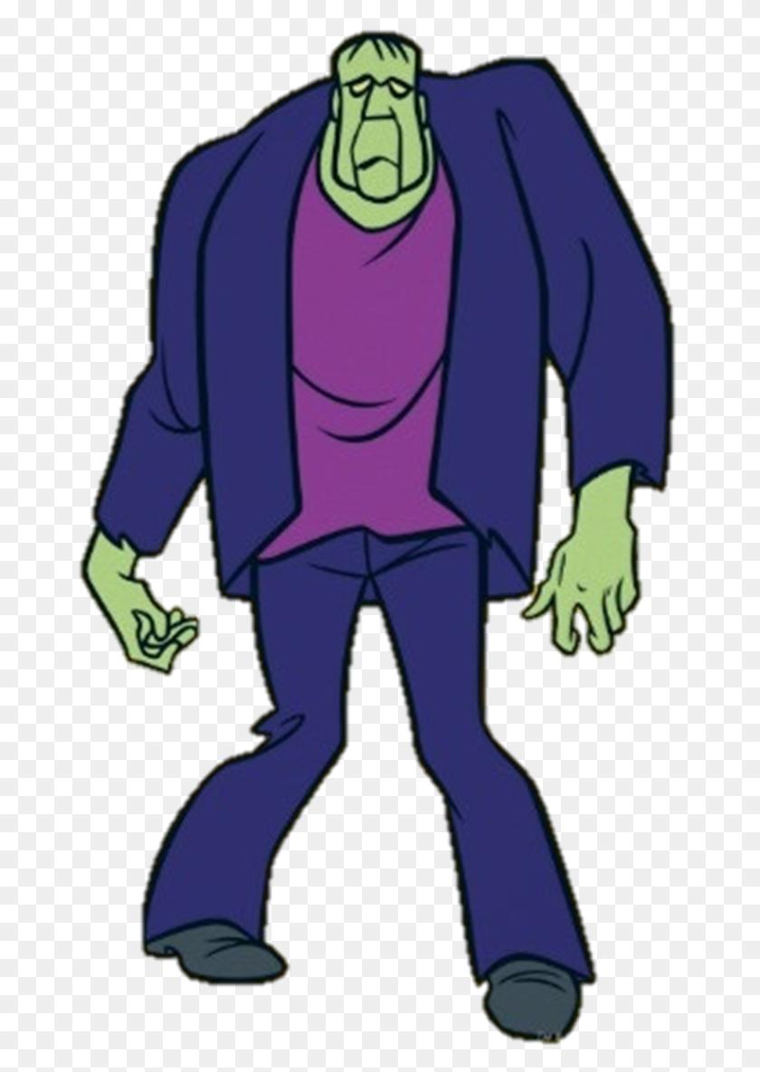 Scooby Doo - Bride Of Frankenstein Clipart