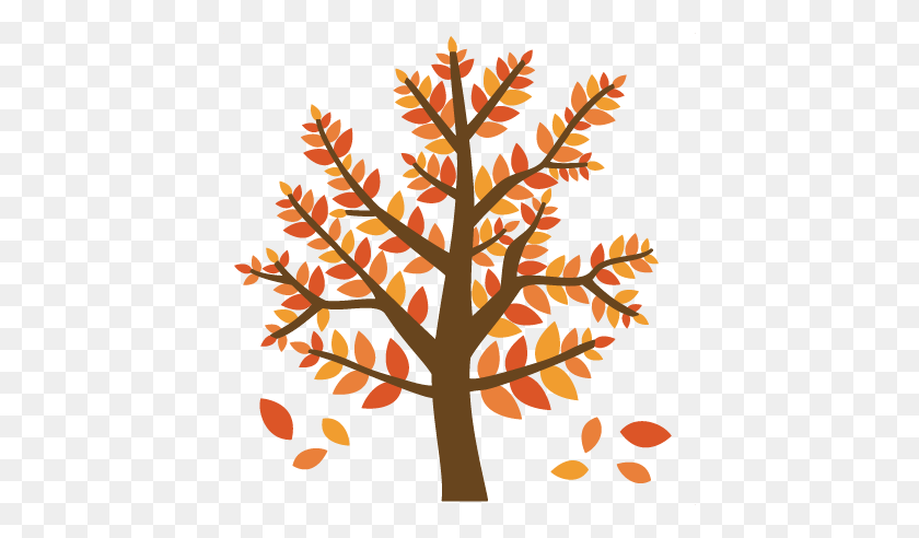 Scrapbooking Fall Fall Tree For Scrapbooking Fall - Retro Tv Clipart