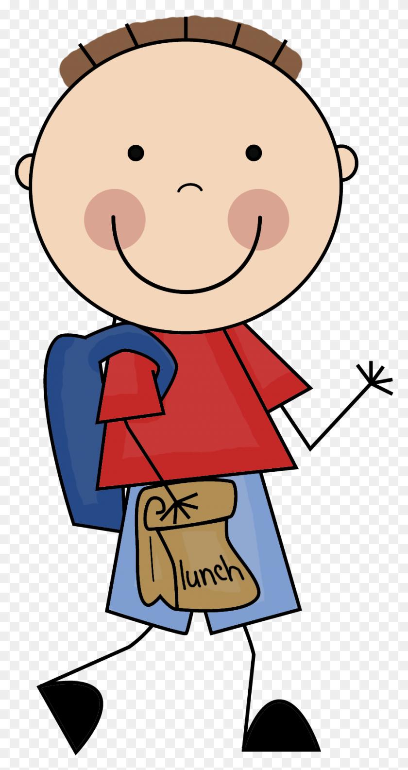Scrappin Doodles Boys - Scrappin Doodles Clipart