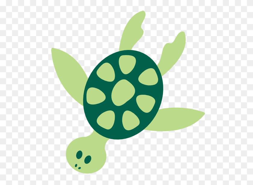 Sea Life Clipart Green Sea Turtle - Sea Life Clipart