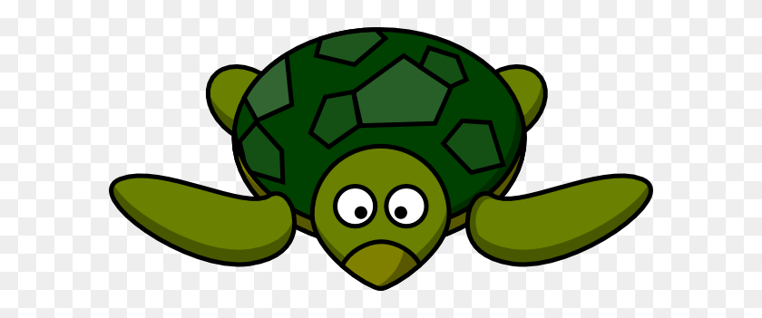 Sea Turtle Cartoon Png Transparent Sea Turtle Cartoon Images - Turtle Clipart Transparent