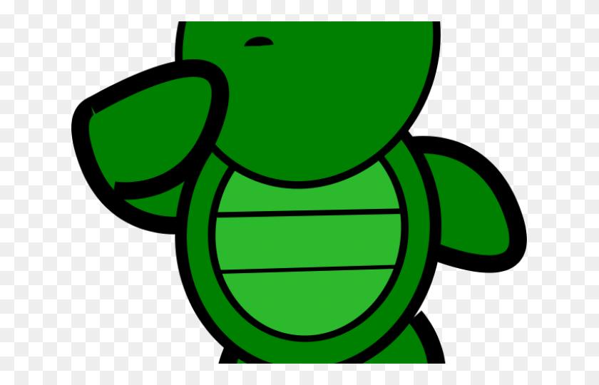 Sea Turtle Clipart Smiling Turtle - Turtle Images Clip Art