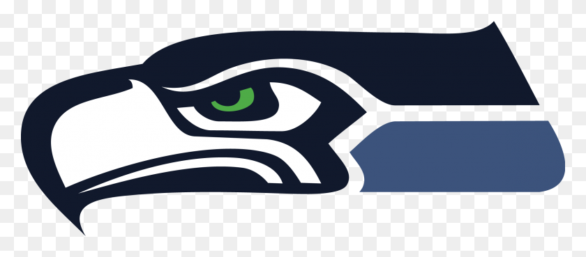 Seahawk Logo Png Png Image - Seahawks PNG