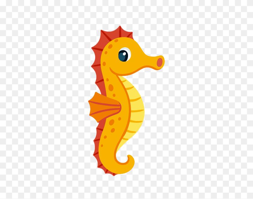 Seahorse Clipart Baby Girl - Seahorse Clipart
