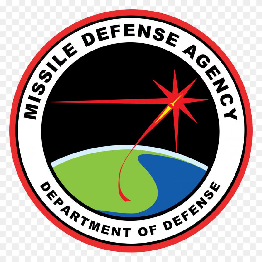 Seal Of The U S Missile Defense Agency - Missle PNG