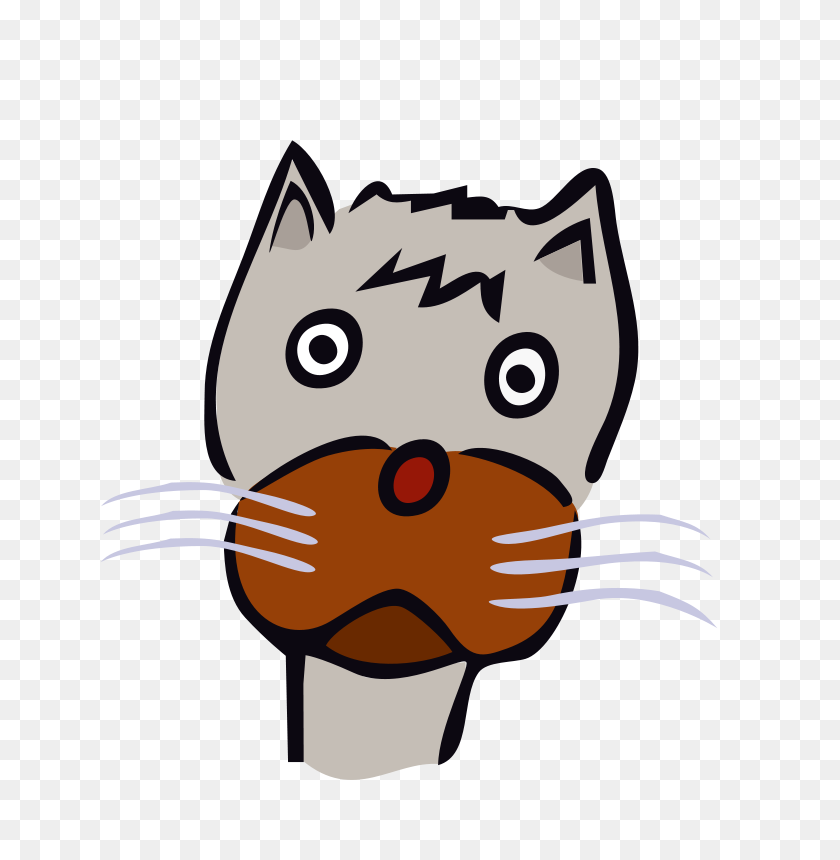 Search Results For Cat - Calico Cat Clipart