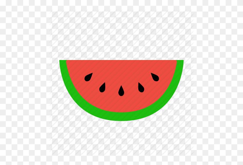 Seeds, Slice, Summertime, Watermelon, Watermelon Seed, Watermelon - Watermelon Slice PNG