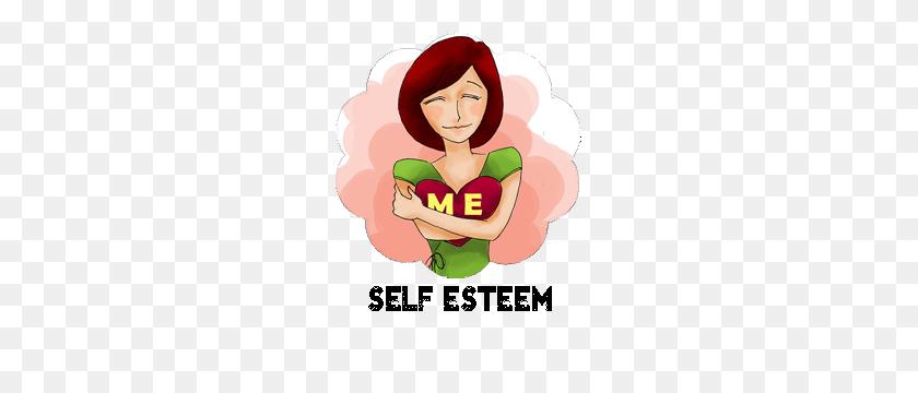 Self Esteem Teenage Emotional Stress Therapy - Low Self Esteem Clipart