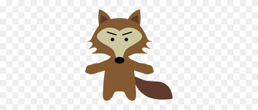 Selma De Avila Bueno - Little Red Riding Hood Wolf Clipart