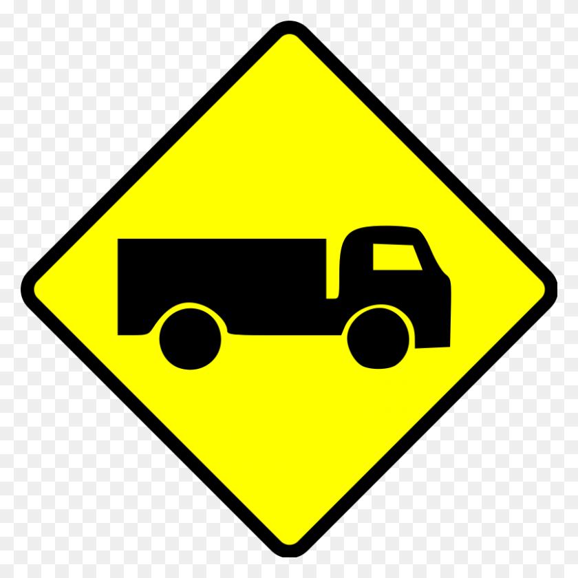 Semi Truck Clip Art - Semi Truck Clipart