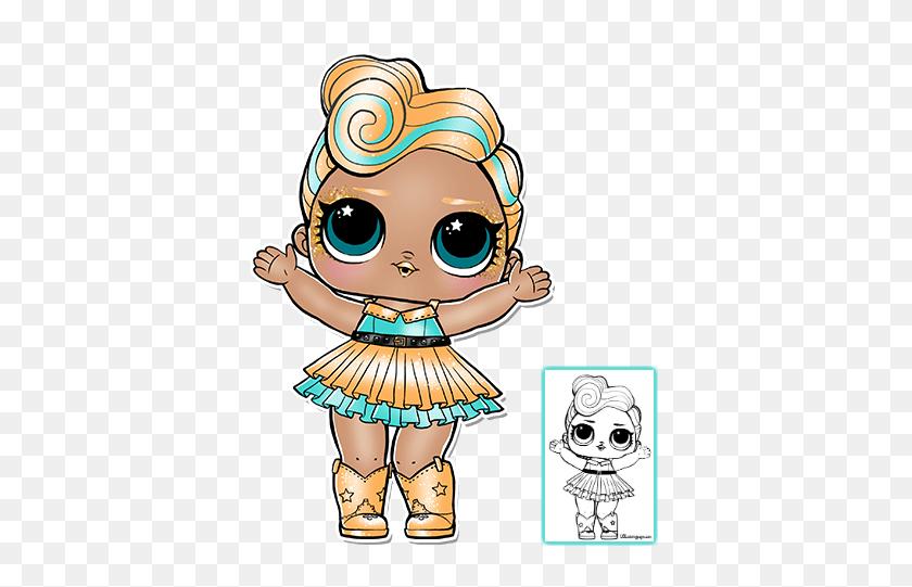 Series - Lol Doll Clipart