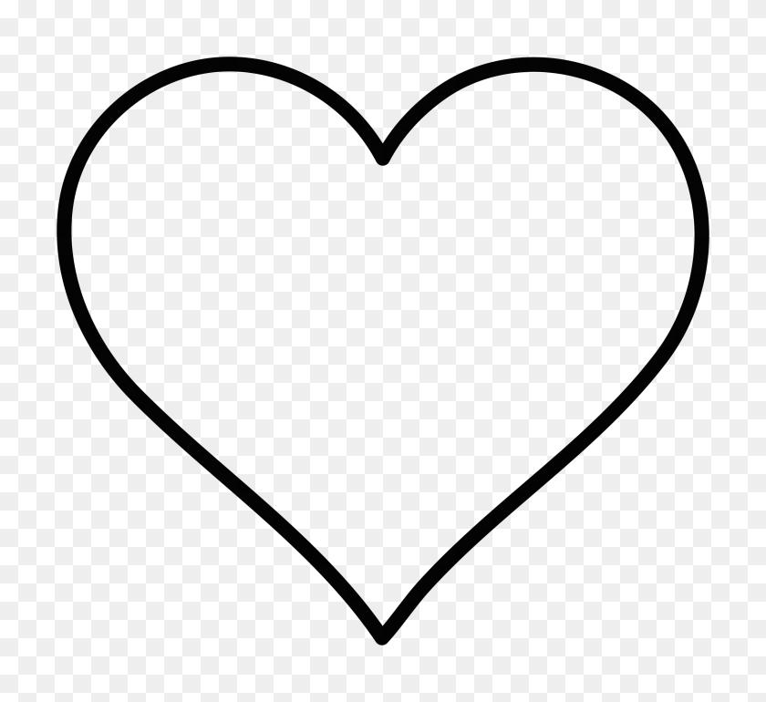 Shapes Transparent Png Images - Heart Shape PNG
