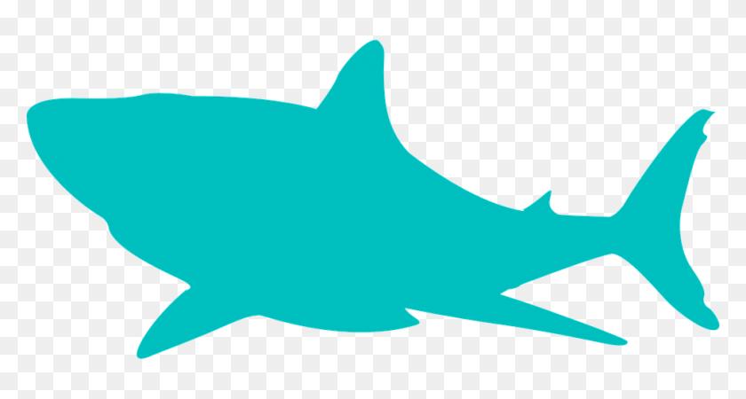 Shark Fin Clipart - Shark Mouth Clipart