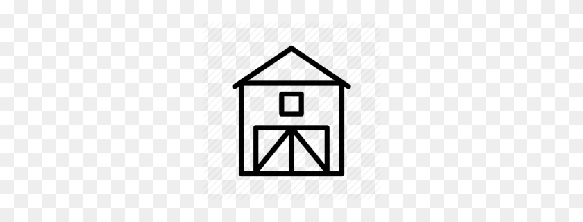Shed Clipart - House Sold Clipart