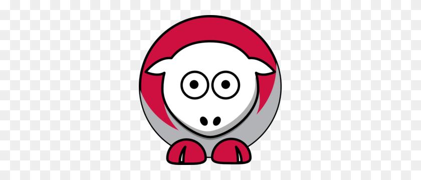 285x299 Sheep - Sacred Heart Clip Art