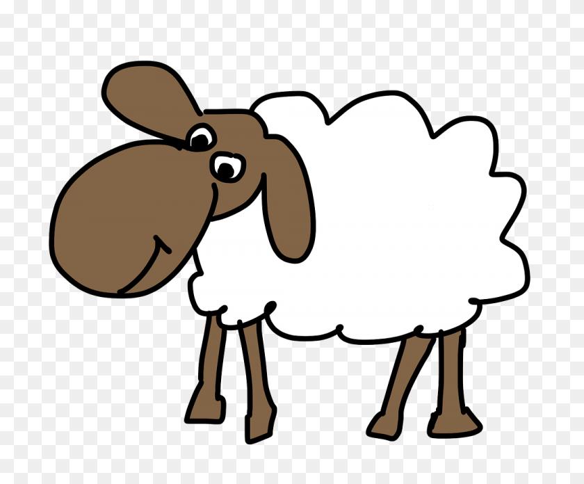 Sheep Biting Cliparts - Jesus The Good Shepherd Clipart