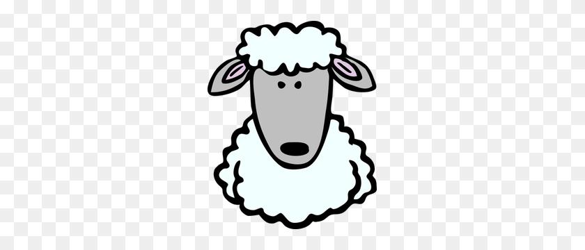 Sheep Cartoon Picture Clip Art - Sheep Clipart