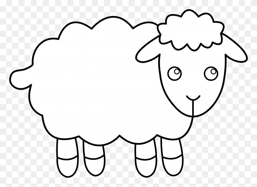Sheep Clipart - Sheep Clipart