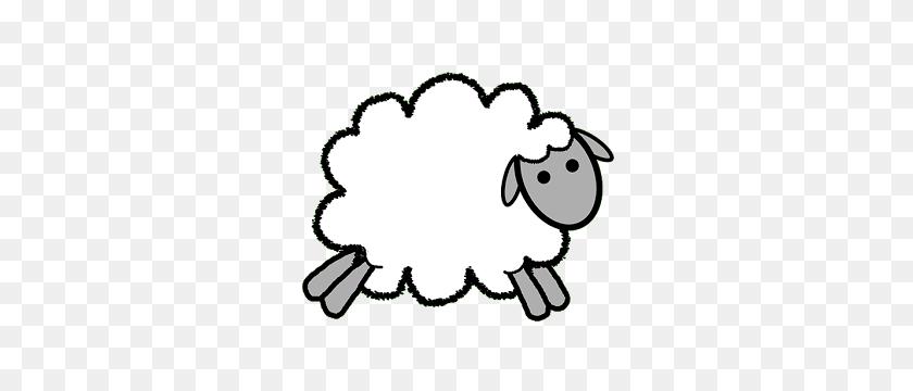 Sheep Clipart - Jesus The Good Shepherd Clipart