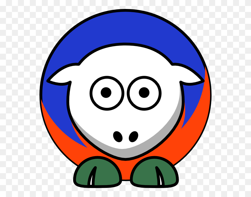 Sheep Florida Gators - Florida Gator Clipart