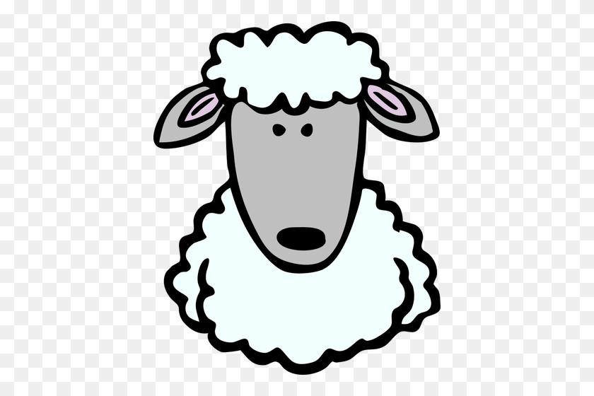 Sheep Free Clipart - Jesus The Good Shepherd Clipart