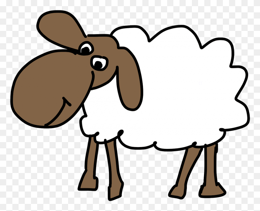Sheep Free To Use Clip Art - Sheep Clipart