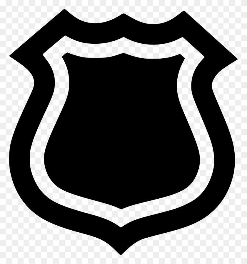 Shield Cop Png Icon Free Download - Cop PNG