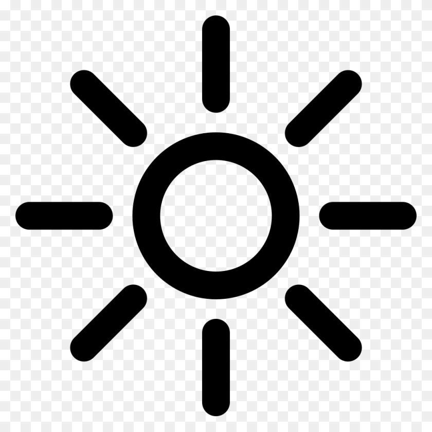 Shining Sun Png Icon Free Download - Shining Light PNG