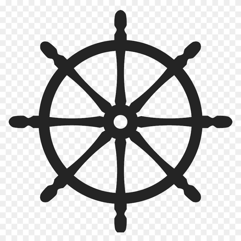 Ship Wheel Clipart - ClipartBarn