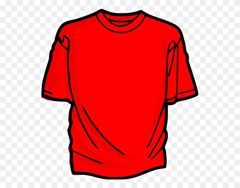 550x600 Shirt Clip Art - Long Sleeve Shirt Clipart