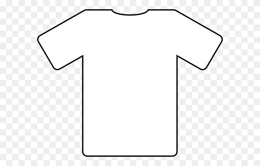 Shirt Outlines Clip Art - Shirt Outline Clipart