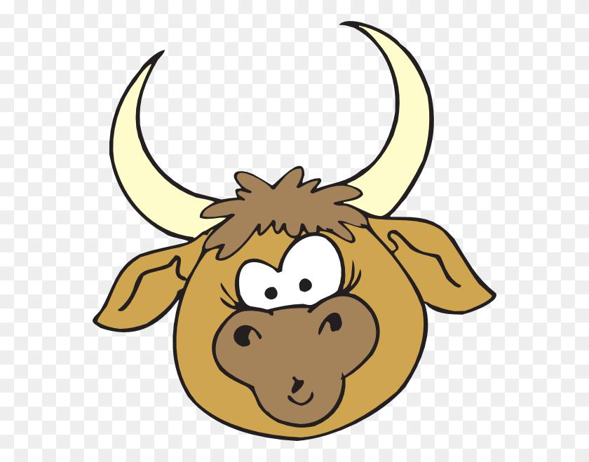 Shocked Bull Clip Art - Shocked Clipart