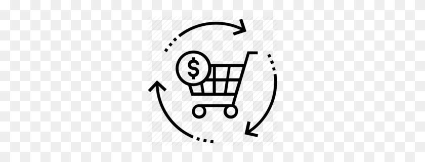 Shopping Cart Clipart - Shopping Cart Clipart