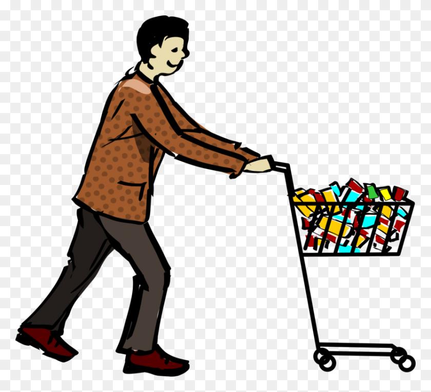 Shopping Cart Shopping Centre Shopping Bags Trolleys Free - Shopping Cart Clipart