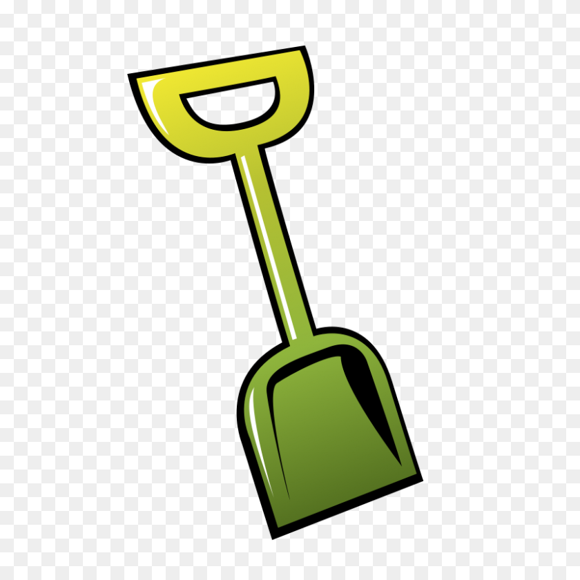 Shovel Clip Art - Snow Clipart Free