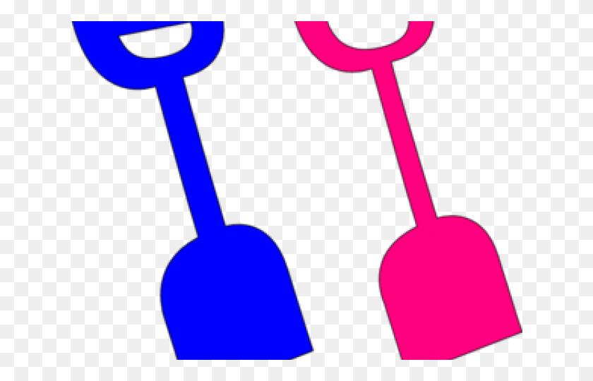 Shovel Clipart Pick And Shovel - Pick Clipart