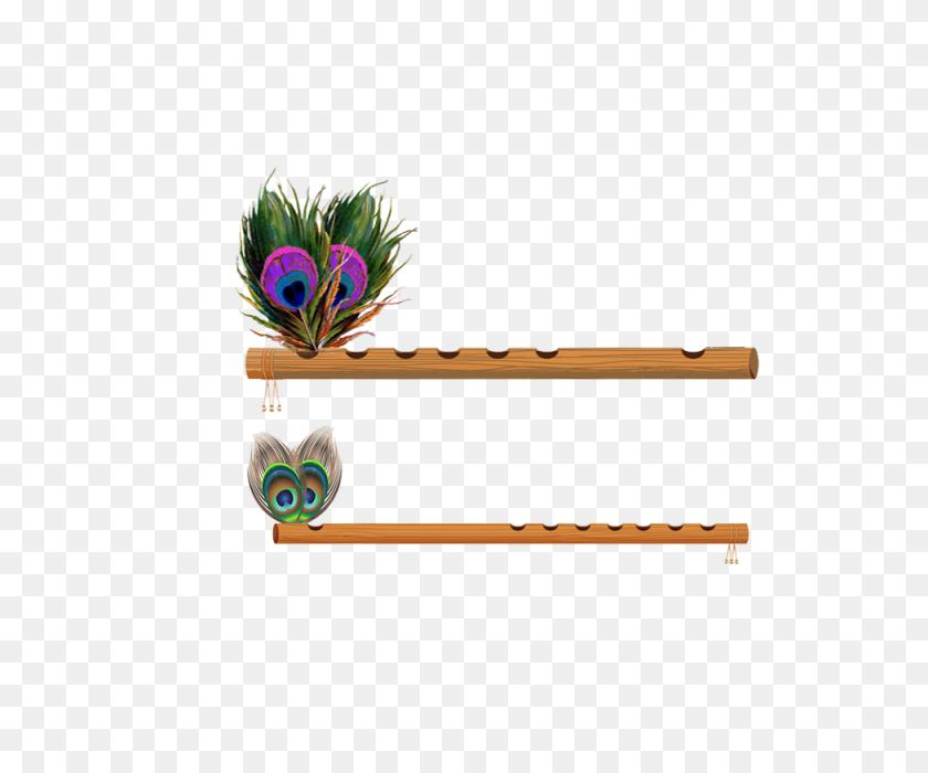 Shri Krishna Flute, Shri Krishna Flute Png, Wooden Shri Krishna - Flute PNG