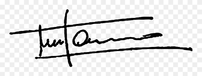 Signature Of Guido De Marco - Marco PNG