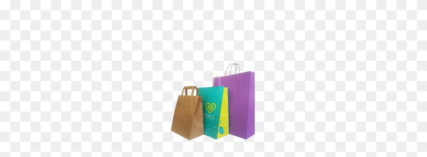 Signature Paper Bag Range Modern Paper Bags Retail Pape Bags - Paper Bag PNG
