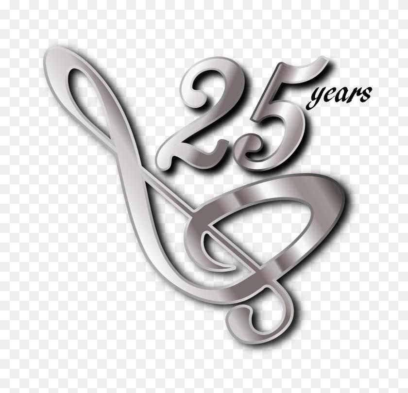 Silver Jubilee Anniversary Jubileum Golden Jubilee Wedding Free - Free Clip Art Anniversary