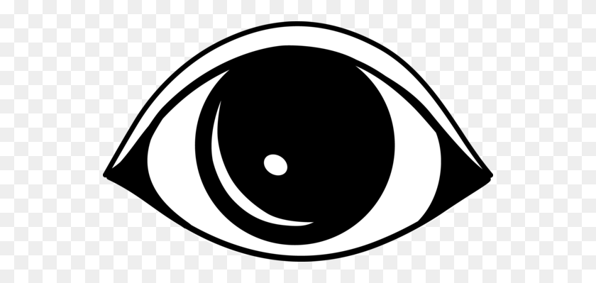 Simple Black Eye Design Eye Black Eyed, Eye Logo - Black Eyes PNG
