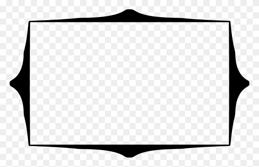 Simple Border Clip Art - Simple Border Clipart