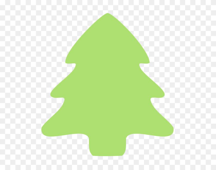 Simple Christmas Tree Clipart Nice Clip Art - Simple Christmas Clipart
