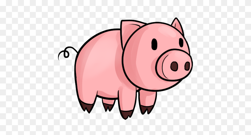 Pigs clipart black and white, Pigs black and white Transparent FREE for  download on WebStockReview 2020
