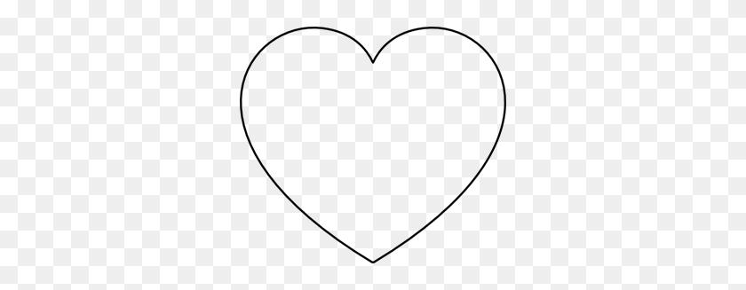 Simple Heart Shape Png Clip Arts For Web - Heart Shape PNG